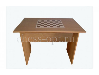 Стол шахматный без фигур Школьный оптом
