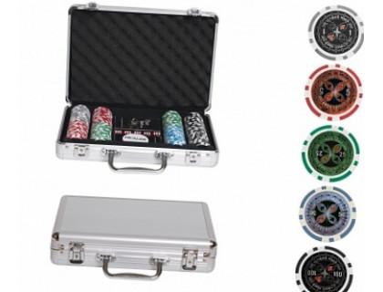 Набор для покера Ultimate на 200 фишек оптом