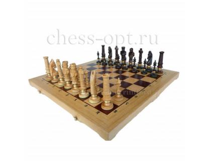 Шахматы Роял Люкс Дубовые (Royal Lux D)