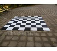 Поле шахматное гибкое 4,8х4,8м