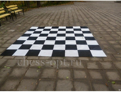 Поле шахматное гибкое 4,8х4,8м  оптом