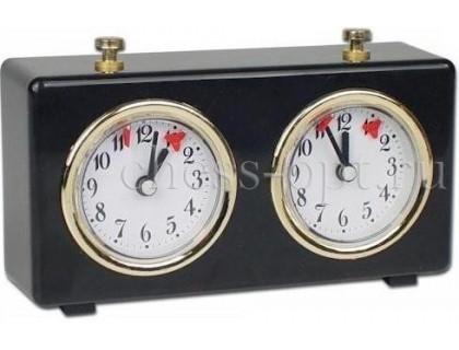 Часы шахматные Рубин черные оптом