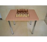 Шахматный стол Клубный