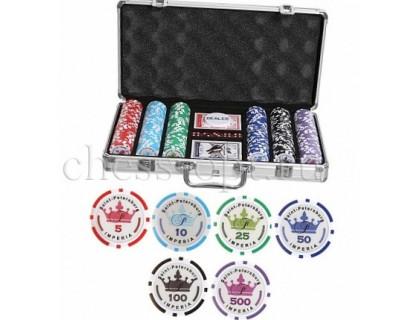 Набор для покера Empire на 300 фишек оптом