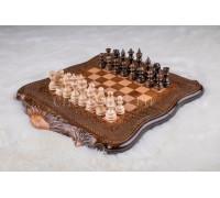 Шахматы с авторским Араратом с бронзой 40, Ohanyan