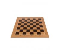 Доска шахматная Турнирная Дуб 50