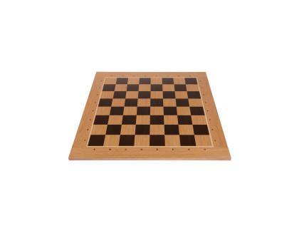 Доска шахматная Турнирная Дуб 45 оптом