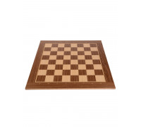 Доска шахматная Турнирная Орех 40