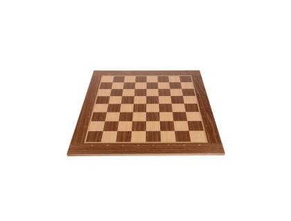 Доска шахматная Турнирная Орех 45 оптом