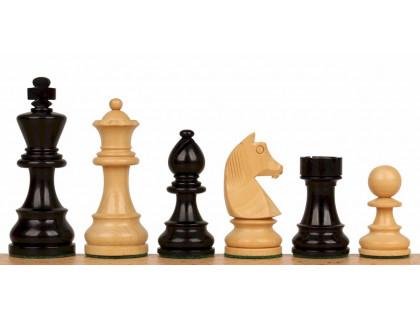 Шахматные фигуры German Knight Ebonized, 9,5 см оптом
