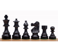 Шахматные фигуры French Ebonized, 9 см