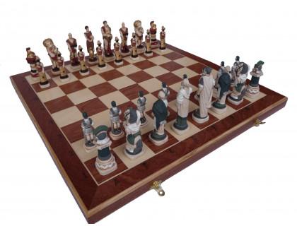 Шахматы Спартак каменные оптом
