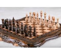 Шахматы Арарат с бронзой 40, Ohanyan