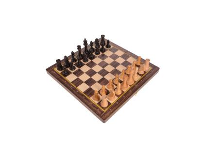 Турнирные шахматы Баталия №5 без утяжелителя оптом