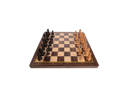 Турнирные шахматы Баталия №7 с утяжелителем оптом