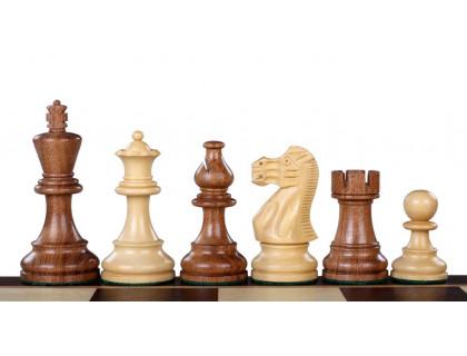 Шахматные фигуры Classic Acacia, 9 см оптом
