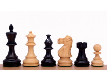 Шахматные фигуры Classic Ebonized, 7,7 см оптом