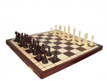 Шахматы магнитные деревянные Гранд оптом
