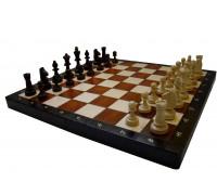Шахматы магнитные деревянные большие