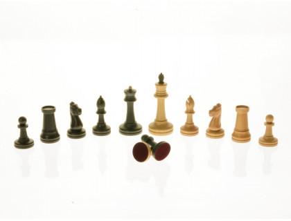 Шахматные фигуры Woodgame Стаунтон №3 оптом