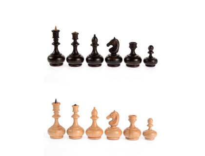 Шахматные Фигуры WoodGame Бук оптом