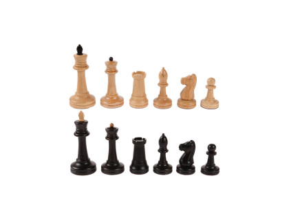 Шахматные фигуры Woodgame Стаунтон №2 оптом