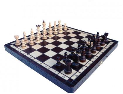 Шахматы Жемчужина (Pearl) средние оптом