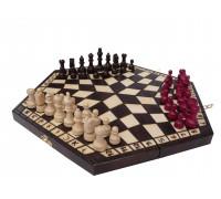 Шахматы для троих средние