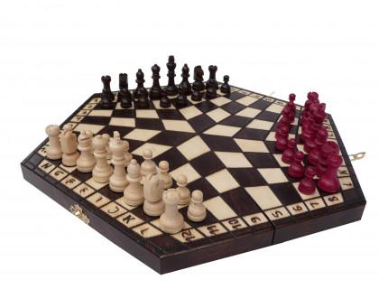 Шахматы для троих средние оптом