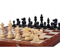 Шахматные фигуры French Acacia, 9,5 см