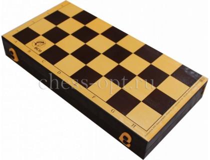 Доска шахматная пластиковая 30х30 см оптом
