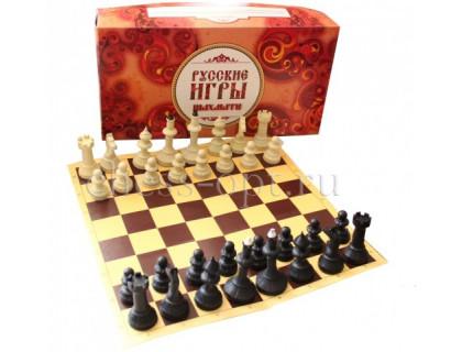 Шахматы Айвенго с шахматной доской (микрогофра) оптом