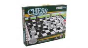 Набор напольных шахмат с полем оптом