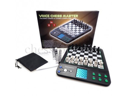 Шахматный компьютер Voice chess Master