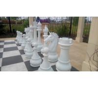 Напольные фигуры шахматные гигантские 100