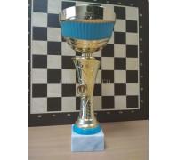 Кубок шахматный 32 см