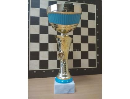 Кубок шахматный 32 см оптом
