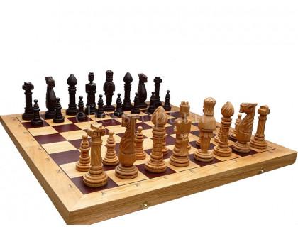 Шахматы Дубовые (Oak) оптом
