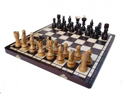 Шахматы Жемчужина большие (Pearl) оптом