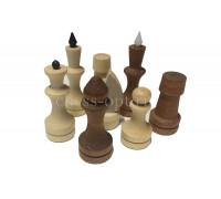 Шахматные фигуры обиходные парафинированные