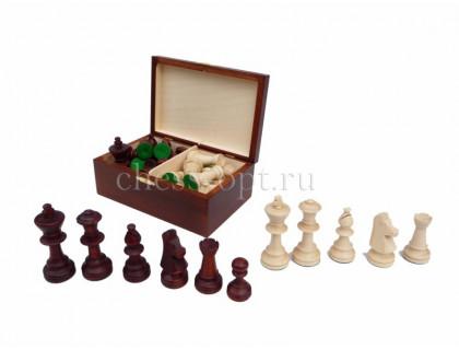 Шахматные Фигуры Стаунтон 6 в деревянном ларце