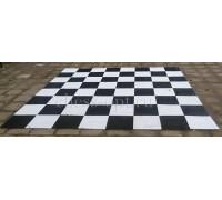 Поле шахматное пластиковое большое