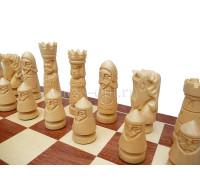 Шахматы Рождественские большие