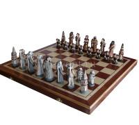 Шахматы Фантазия каменные