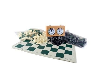 "Шахматный комплект ""Рубин"" оптом"