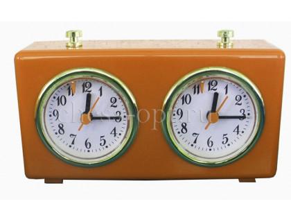 Часы шахматные Рубин коричневые оптом