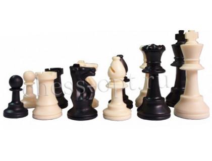 Шахматные фигуры пластиковые большие оптом