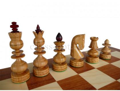 Шахматы Бизант (Bizant)