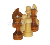 Шахматные фигуры обиходные лакированные