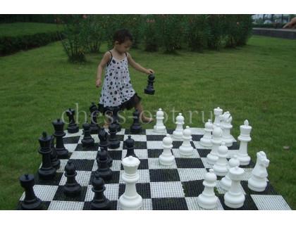 Напольные шахматные фигуры средние 41 оптом